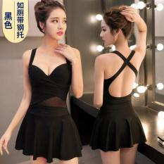 Sale Hot Spring S*xy Red Women Slimming Swimming Clothing Swimsuit Black China Cheap