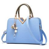 Women S Messenger Shell Bag Light Blue Light Blue Shop