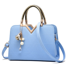 Buy Women S Messenger Shell Bag Light Blue Light Blue Other Online