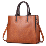 For Sale Women S Minimalist Large Tote Bag Yellow Brown Yellow Brown