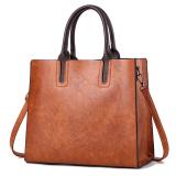 Retail Women S Minimalist Large Tote Bag Yellow Brown Yellow Brown