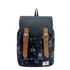 Ripples Ladies Backpack Dreamcatchers Black Lower Price