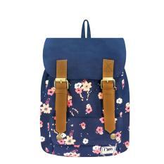 Buy Ripples Ladies Backpack Lyla Florals Blue Ripples Online