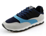 Rising Bazaar Men S Sport Running Shoes Blue Intl China