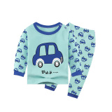 Run Inflooring Boys Girls Cotton Long Sleeve Women S Pajama Sets Children Long Johns Oem Cheap On China