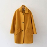 Who Sells S 4Xl Women Winter Jackets Coat Loose Plus Size Woollen Coats Long Outwear Intl