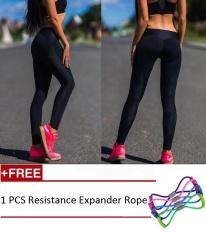fcd506be88160 S-XL Women Push Up Leggings Hot Sale Mesh Splice Fitness Leggings Trousers  for Women