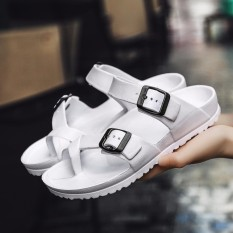 Sandals Wholesale 2017 New Korean Version Of The Sandals Fashion Couple Drag Students Tide Sand Flip Flops Slippers Intl On China
