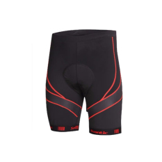 Compare Price Santic Gel Padded Summer Cycling Short Pants Shorts Lightspeed Black Red Santic On China