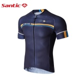 Sale Santic Outdoor Short Sleeve Men Summer Sport Cycling Short Jersey Sleeve Cuff Road Bike Mtb Breathable Quick Dry Short Sleeve Blue Intl Online On China