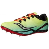 Purchase Saucony Mens Vendetta Track Spike Racing Shoe Citron Blue Red 10 5 M Us Intl Online