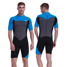 Who Sells Sbart Neoprene 2Mm Men S Wetsuits Diving Suits Professional One Piece Rash Guards Swimming Surfing Bodysuits Intl The Cheapest