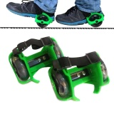 How To Get Scooter Wheels Outdoor Sports Roller Skates Adjustable Shoes Rollerblading Outdoor Children S Flash Roller Skates Intl