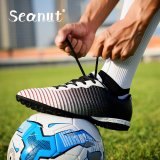 Price Seanut Soccer Shoes Tf Turf Soles Breathable Outdoor Sneakers For Men Football Training Boots Unisex Black Intl China