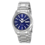 How To Get Seiko Men S 5 Automatic Silver Stainless Steel Band Watch Snkl43K1