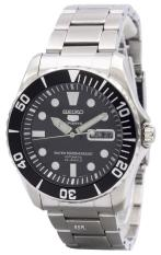 Seiko 5 Men S Sports Automatic 23 Jewels Snzf17K1 Stainless Steel Strap Watch Shopping