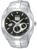 How Do I Get Seiko Arctura Silver Watch Snp031P1 One Size Export