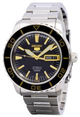 Best Offer Seiko Automatic Sports Men S Stainless Steel Strap Watch Snzh57K1
