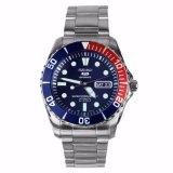 Sale Seiko 5 Sports Automatic Men S Stainless Steel Watch Snzf15K1 Seiko Online