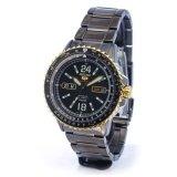 Brand New Seiko Srp356K1 Sports Automatic Pilots Watch Black Export