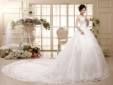 Selling More 3000 Korean Backless Wedding Dresses Ball Gown Appliques Long Train Pregnant Plus Size Cheap Wedding Gowns Ivory Intl Online