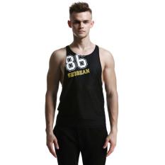 Buy Seobean Men S Tank Tops Fashion Sport Sleeveless Undershirts For Male Bodybuilding Tank Tops Casual Summer Vest Black Size S Xl Intl Cheap On China