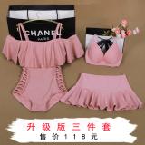 Buy Sheqi S*Xy Female One Piece Flounced Swimwear For Women Online