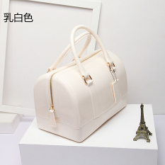 Where Can You Buy Fashion Candy Spring Summer Crystal Gel Bag Ivory