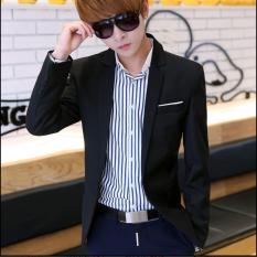 Spring And Autumn New Style Leisure Suit Fashion Small Suit Male Korean Style Fashion Slim Youth Mens Coat Casual Thin Suit By Taobao Collection.