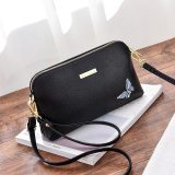 Price Comparisons Of Versitile Fashion Female New Style One Shoulder Bag Bags Black
