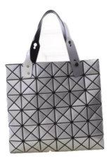 Get The Best Price For Silver Diamond Design Hand Bag Suitable For Hand Bag Shoulder Bag Laptop Bag Clutch Sch**l Bag Document Bag Fashionable Design