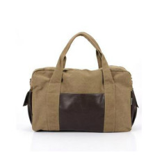 Men Canvas Bag Simple Shoulder Bag Oem Cheap On China