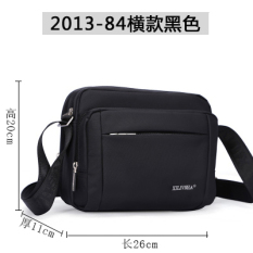 Buy Small Square Oxford Duo Ceng Bao Diaper Bag New Style Shoulder Bag 84 Black Xilivsha Original