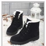 Review Snow Boots Martin Boots Korean Factory Outlets Waterproof Ladies Shoes Intl On China