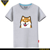 Buy Loose Snow Dog Two Cargo T Shirt Gray 2 Gray 2 On China