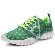 Buy Socone Mens Mesh Cross Traning Running Shoes Green Online