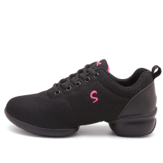 Compare Price Dunvike Soft Bottom Semi High Heeled *D*Lt Dancing Shoes Women Shoes 703 Black Rose Dunvike On China