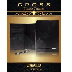 Special Offer Cross Global Passport Wallet With Cross Pen Compare Prices