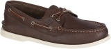 Where To Shop For Sperry Authentic Original 2 Eye Cross Lace Boat Shoe Sts16292 Brown