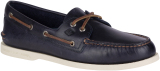 Compare Price Sperry Men S Authentic Original Orleans Boat Shoe Sts16612 Navy Sperry On Singapore