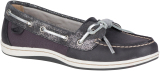 Best Deal Sperry Women S Barrelfish Metallic Boat Shoe Sts99584