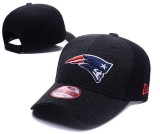 Where Can You Buy Sport Hats Baseball Caps New England Patriots Snapback Caps Nfl Hats Fashion Men Women Unisex (Black) Intl