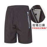 Review Loose Thin Breathable Quick Drying Basketball Training Pants Sports Shorts Gray Gray Oem On China