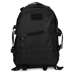 Buy Sports Shoulder Backpack Casual Waterproof Wear Breathable Black Intl China