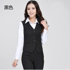 Buy All Seasons Si Ji Kuan Ol Vest Black Online