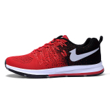 Retail Youth Breathable Casual Shoes Red And Black Jia5711 Red And Black Jia5711