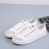 Best Reviews Of Harajuku Wild Spring New Style Student White Shoes