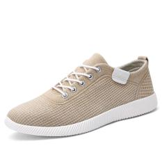 Spring Mens Casual Shoes Soft Trainers Basket Zapatillas Male Flat Lightweight Material High Quality Intl Lowest Price
