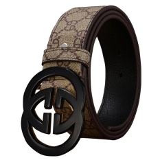 Price Comparisons Star Ever Belt For Men Leather Belt Intl