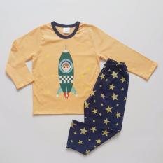 Sale Children Boy G*Rl Sleepwear Starboom Rocket Stars Pyjama Set